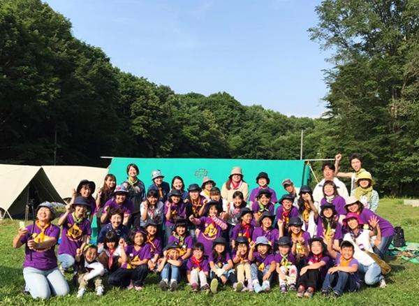 【2017年7月 団キャンプ 1日目】